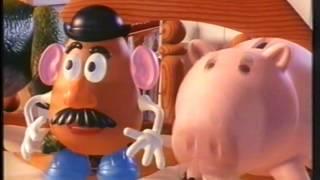 Toy Story -[Beta Voices 2 - Beta Stimmen 2]- German Trailer - (Deutscher Trailer) - [VHS] - [1995]