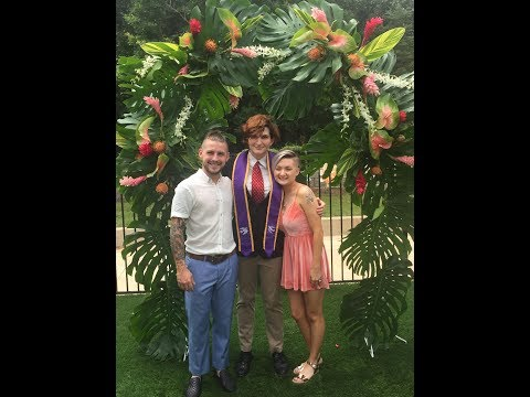 Wedding Ceremony for Kerry Taylor Graham & Danielle Fay Sigle by Dr. Tinsley Keefe