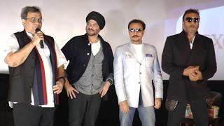 Ram Lakhan Reunion - Jackie Shroff,Anil Kapoor,Gulshan Grover At Subhash Ghai's New  Theatre Launch