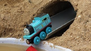 Thomas and Friends trains toy Learn Colors   Learning Video for Children