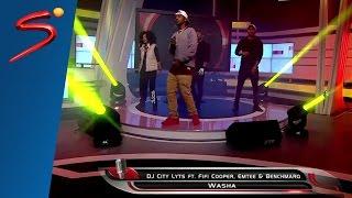 DJ City Lyts ft. Fifi Cooper, Emtee & Benchmarq - Washa