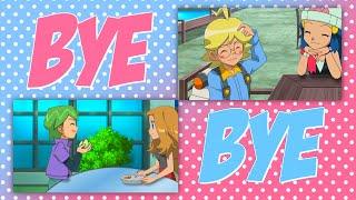 Citron & Hikari | Shuu & Serena「Bye Bye」Icecoldlemonteashipping | Romanticshipping 【AMV】