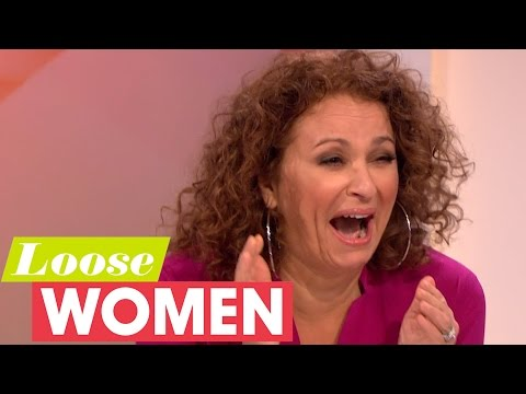 Nadia Sawalha Shares WAY Too Much When Discussing How Kids Affect Your Sex Life | Loose Women