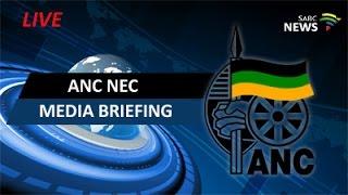 ANC NEC media briefing: 3 October 2016