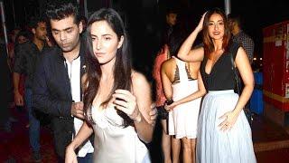 Karan Johar's DRUNK Late Night Party 2016 Full Video HD - Katrina Kaif, Ileana D'Cruz