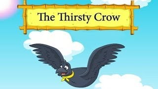 The Thirsty Crow | Panchatantra Tales | Animated Full Movie For Kids | All Kids Stuff