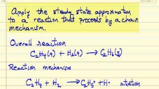 Chain Reaction Mechanism