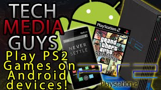 How To Play PS2 Games On Android! PS2 Emulator Android
