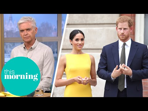 Should the Sussexes Delay Their Oprah Interview This Morning