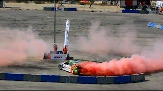 Single Turbo 1JZ E46 - Mohammed Al Kukhun - RedBull Car Park Drift Jordan 2015