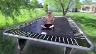 THE NEW AND IMPROVED BEST TRAMPOLINE EVER
