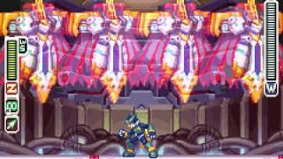 Megaman Zero 4 [Rank S/100 points/NO DAMAGE] Part 17 {Extra} - Junk Armor Zero
