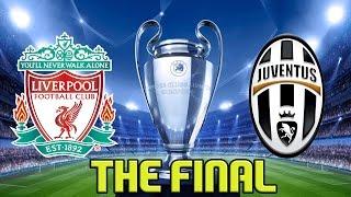 Liverpool Career Mode: CHAMPIONS LEAGUE FINAL JUVENTUS vs LIVERPOOL - SEASON FINALE!! #206 - FIFA 16