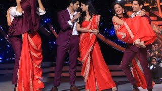 Katrina Kaif And Sidharth Malhotra HOT Performance On Jhalak Dikhla Jaa Season 9