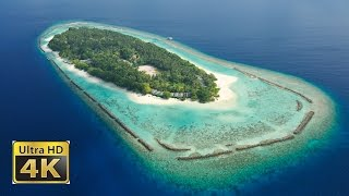 Malediven / DJI-Osmo+ amazing 4k video ultra hd