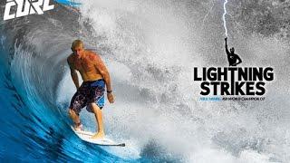 Mick Fanning Lightning Strikes  - http://SwellLifeStyle.com/
