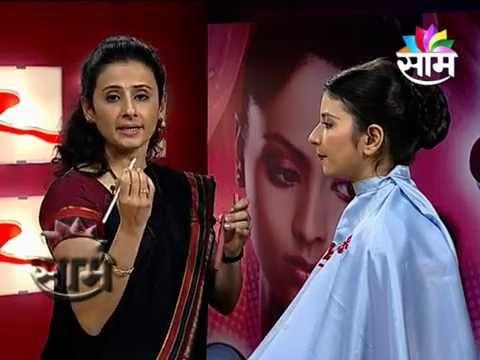 That Perfect Maharashtrian Bridal Makeup