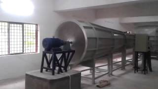 Sub-Sonic Wind Tunnel by REDF India