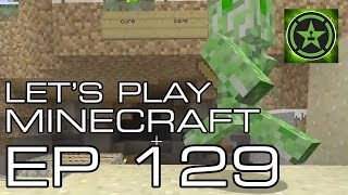 Let's Play Minecraft: Ep. 129 - Zombie Doctor Part 2