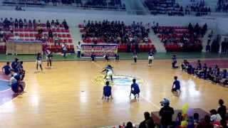 PHOENIX ZCHS MAIN HOLA CHEER AND DANCE COMPETITION 2014