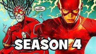 The Flash SEASON 4 SECRETS, Season 3 Finale + Season 3 EASTER EGGS