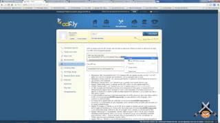 Encontrar API de Adf.ly
