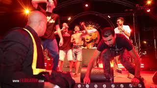 «قربلة» في منصة الرابور «حليوة» في مهرجان «البوليفار»