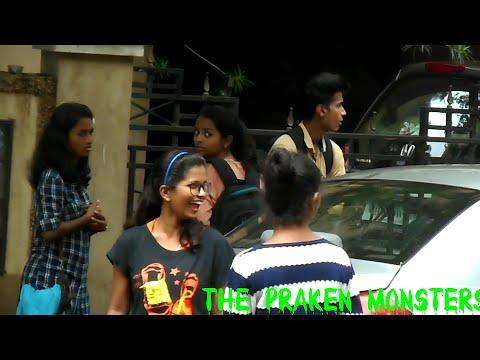 Calling Girls 'AUNTY' Prank |TPM