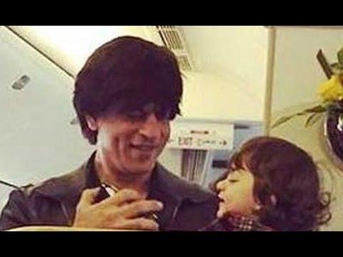 Shahrukh Khan Son Abram Khan Call Him Shaguu