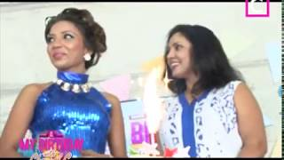 Dilhani Ashokamala's Surprise Birthday Celebration with Channel C