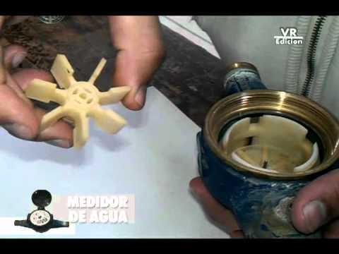 MEDIDOR DE AGUA MELENDEZ MPEG