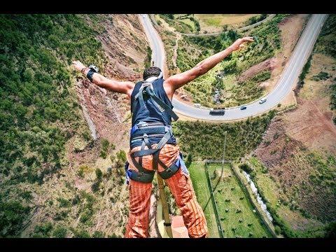 Bunjee Jumping in Peru Ch 18