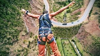 Bunjee Jumping in Peru (Ch 18)