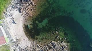 Visita Camelle- Costa da Morte Dron / Death Coast Drone 4k
