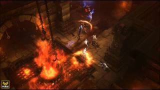 Diablo 3 - Demon Hunter - Gameplay