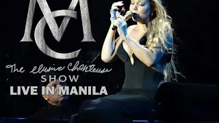 MARIAH CAREY Live in Manila 2014! - The Elusive Chanteuse Show - FULL CONCERT in HD720p