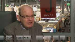 Georg Schwedt im Interview über seine 45 Lehr-, Sach- und Experimente- Bücher bei Wiley-VCH