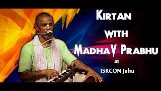 Hare Krishna Kirtan by Madhav Prabhu at ISKCON Juhu on 11th Feb 2017