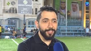 بطولة قرنتافاي الماسترز 13 l لقاء مع أ. مجدي اللولو مدير مشروع قرنتافاي