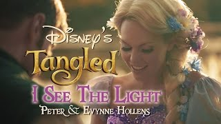 Tangled - I See The Light - Peter Hollens feat. Evynne Hollens