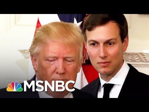 Former. WH Speechwriter: FBI Probe Means 'Misery' For Jared Kushner | The 11th Hour | MSNBC