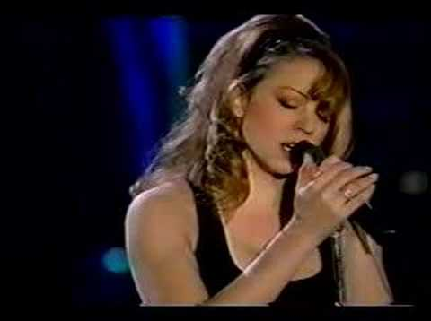 MARIAH CAREY - WITHOUT YOU - TOKYO 1996 Video Clip