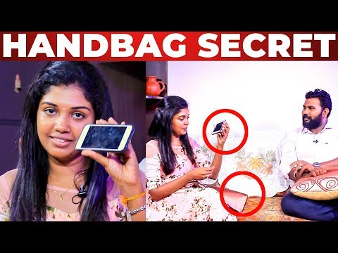 Xxx Mp4 FUN Riythvika S Handbag Secrets Revealed Bigg Boss What S Inside The HANDBAG 3gp Sex