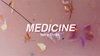 Medicine by Harry Styles w/ Lyrics (HD)