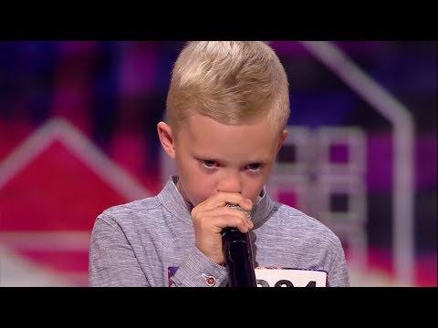 Ten chłopiec potrafił wydobyć niesamowite dźwięki za pomocą ust Mam Talent