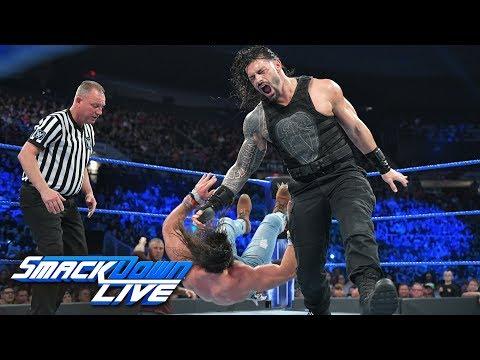 Xxx Mp4 Roman Reigns Vs Elias SmackDown LIVE May 21 2019 3gp Sex