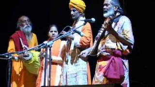 Baul Geet by Kalachand Darbesh and group