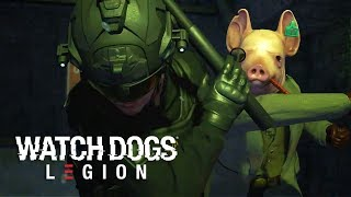 Watch Dogs: Legion - Official Gameplay Reveal | E3 2019