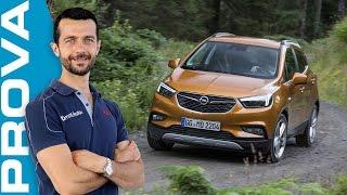 Opel Mokka X | La prova su strada