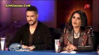 يعقوب شاهين  يبكي بعد الاداء Arab Idol ابهر لجنة التحكيم بصوته الجميل